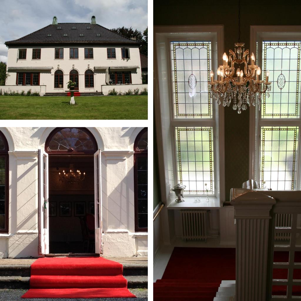 Villa Skjoldnes.